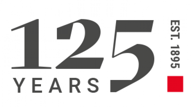 125 Years at LSE Logo